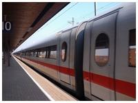 come arrivare in treno a Matera